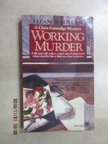 WORKING  MURDER    共166页  详见图片