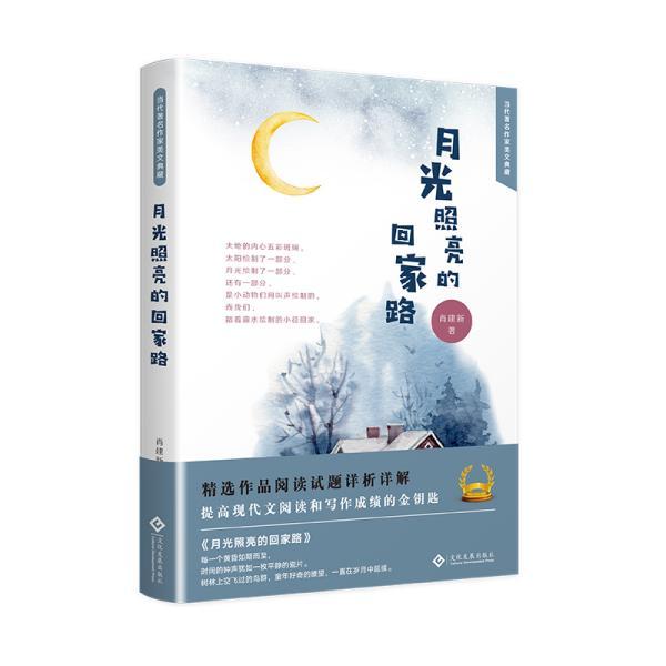 当代著名作家美文典藏:月亮照亮的回家路