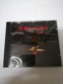1995未发行CD:《激动人心的瞬间—献给95北京国际音响技术展览会》1CD