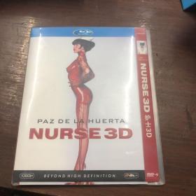 DVD:护士3D