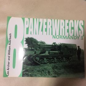 Panzerwrecks 8: Normandy 1 (英语)