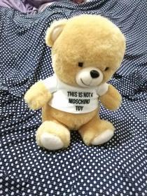 玩具,小熊,穿衣小熊,愷咪家族品牌,絨毛玩具,有品牌標簽,