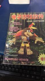 电子游戏软件
