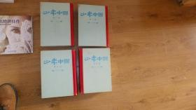 《 少年中国 》第一卷、第二卷、第三卷、第四卷【1980年影印】
