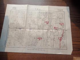 民国地图:后堂路