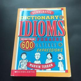 dictionary of idioms and catch phrases