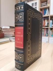 The Aeneid of Virgil .  in the verse translation of John Dryden《埃涅阿斯纪》维吉尔 franklin library 1975年真皮精装限量收藏版