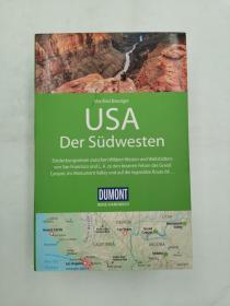 DuMont Reise-Handbuch Reiseführer USA, Der Südwesten 美国杜蒙特旅游指南