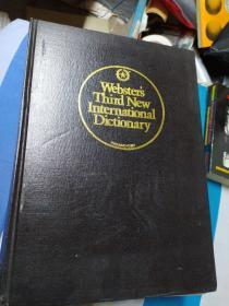 Webster`s Third New International Dictionary