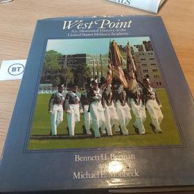 West Point  -   an Illustrated History of the United States Military Academy        c