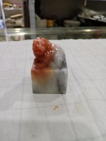 寿山石印章料