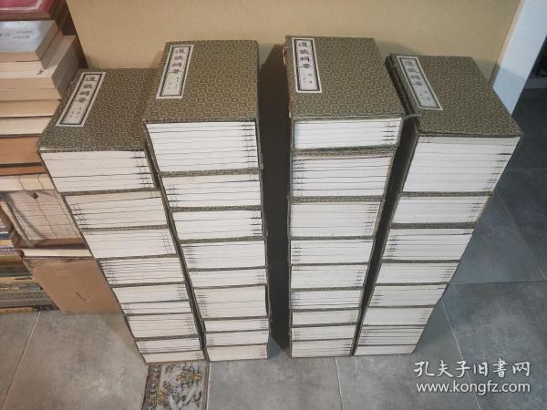 匠尤★1992年《道藏輯要》大全套共35函242冊,大16開線裝本,道教經典,巴蜀書社一版一印私藏基本全新。
