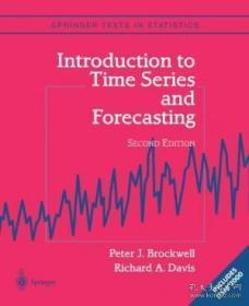 【精装英文原版】Introduction To Time Series And Forecasting 时间序列与预测