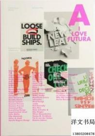 【包邮】I Love Type Series (vol.1) ,2010年出版