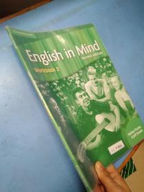 English in Mind workbook 2 没有光盘
