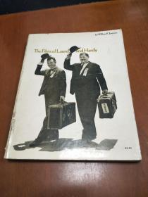THE FILMS OF LAUREL AND HARDY    劳雷尔和哈代的电影