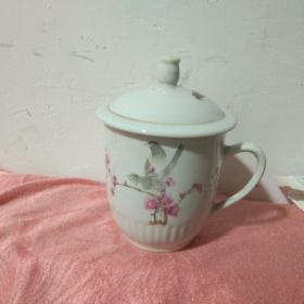 七八十年代景德镇制喜上眉梢茶杯一个20