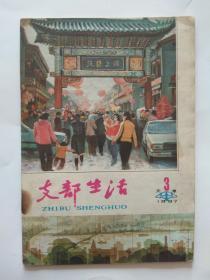 天津【支部生活 】1987年第3期