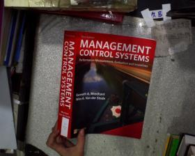 Management Control Systems: Performance Measurement, Evaluation and Incentives 管理控制系统 226