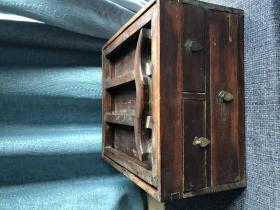 民国 ·老木盒