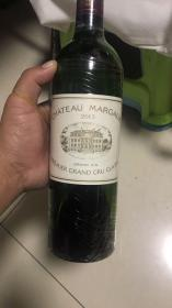 洋酒瓶。品相好。中粮名庄荟 法国进口红酒 波尔多一级名庄玛歌干红副牌2013 JS92