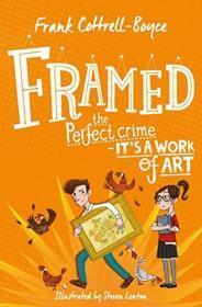 致命框架 英文原版 Framed 推理與驚悚小說 Frank Cottrell-Boyce