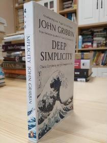 Charlie Munger推荐 Deep Simplicity: Chaos, Complexity and the Emergence of Life (Penguin Press Science)