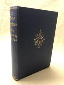 1929年Sir Thomas Malory - Le Morte Darthur 苏格兰水彩画之王罗素•弗林特绘本《亚瑟王传奇录》 大量精美彩色插图 品上佳 增补插图