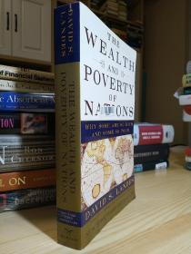 Charlie Munger推荐 The Wealth and Poverty of Nations: Why Some Are So Rich and Some So Poor
