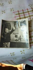 邓小平孩子的照片