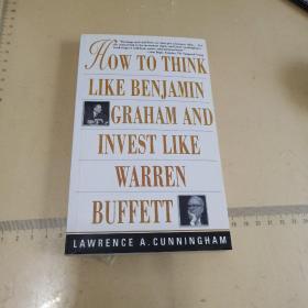 How to Think Like Benjamin Graham and Invest Like Warren Buffett  跟格雷汉姆学投资