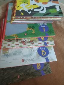 布朗儿童英语LOVEL2(9本合售 具体看图)都有光盘