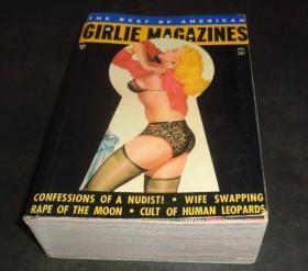 2手英文 The Best of American Girlie Magazines (Klotz) 小本 xba69