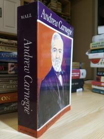Charlie Munger推荐 Andrew Carnegie 一千多页的卡耐基传记