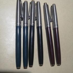 英雄329铱金笔 细   钢笔