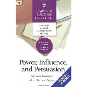 Power Influence and Persuasion