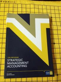 2015 CPA PROGRAM:STRATEGIC MANAGEMENT ACCOUNTING 、FINANCIAL REPORTING(英文原版,两册合售)