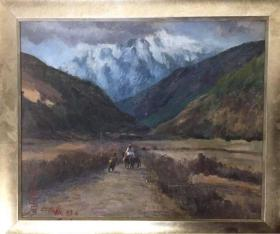 范迪安(款)油画作品138