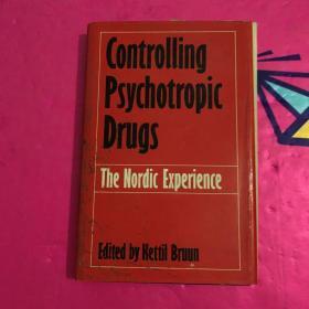 Controlling Psychotropic Drugs