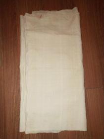 清代桑蚕丝制——湖州绢(全丝、较厚)——二米八长,0.68米宽
