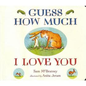 Guess How Much I Love You [Board Book] 猜猜我有多爱你(卡板书)