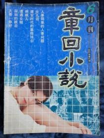 《章回小说》2002年第6期  总第126期.