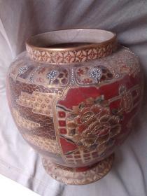 西洋瓷罐 澳门帕呻监制