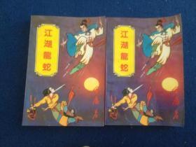 金庸 著 武侠小说 江湖龙蛇(上下)华艺出版社