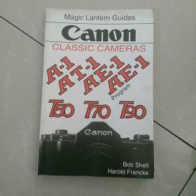 Magic Lantern Guides Canon Classic Cameras,〈英文原版,怀旧收藏~经典佳能~神灯指南〉,34开