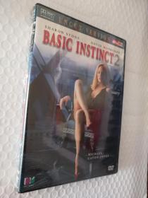 BASIC INSTINCT2(本能2:致命诱惑)  DVD