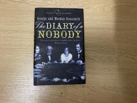 (私藏)The Diary of a Nobody 小人物日记,插图版,钱钟书一家都喜欢这作品,精装
