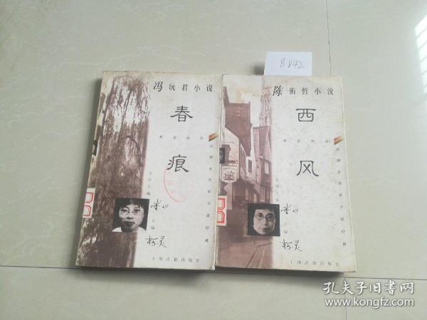 陈衡哲小说-西风