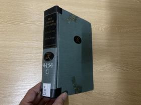The French Revolution  卡莱尔《法国革命》,狄更斯随身带的读物,布面精装,现代文库版