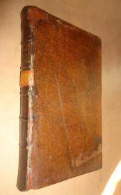 1762年 James Thomson _ The Seasons 詹姆斯•汤姆生著名长诗《四季》 精美原品古铜版画插图 全小牛皮烫金精装